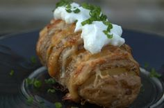 Day 327 – Scalloped Hasselback Potatoes