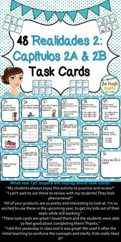 Task cards, Textbook and Worksheets on Pinterest