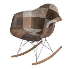 Organikus, formázott ülés, az íves fa lábak igazán vonzzák a tekinteteket! A P018 RAR hintaszékeket elsősorban azoknak ajánljuk, akik szeretik a merész színeket és egyedi megoldásokat. Innovatív belső és klasszikus terekbe tökéletesen beleillik. Rocking Chair, Fa, Furniture, Home Decor, Scrappy Quilts, Chair Swing, Decoration Home, Room Decor, Rocking Chairs