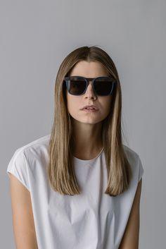 Veronika Wildgruber eyewear | Arthur_blue/havana