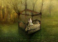 Pavor Nocturnus (night terror) by Alexander Jansson