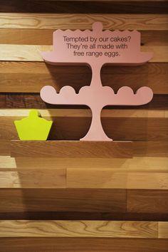 Kiwi &Pom- Cafe interior- M&S