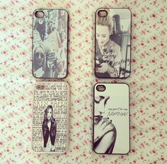 Demi Lovato phone cases