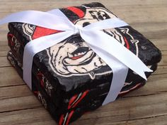 Georgia Bulldogs coasters stone tile coasters 4 pack by CoastersSC on Etsy, $15.00