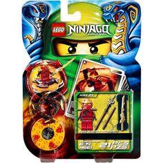 Lego Ninjago Kai ZX, Assorted