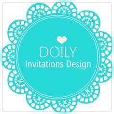 Custom handmade invitations for your event! WA / Contact Us: +628996128782 LINE: lolipopcandy21 BB Pin: 5A6A2F43 doilyinvitation@gmail.com