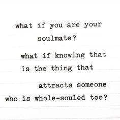 soulmate theories