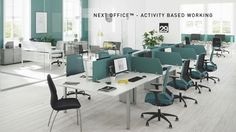 KINNARPS // Styling Åsa Andreasson Kreativa Kvadrat // Nano - For A Functional Workplace