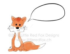 foxy speech bubble Fox Design, Red Fox, Little Red, Scooby Doo, Disney Characters, Fictional Characters, How To Draw Hands, Bubbles, Greeting Cards