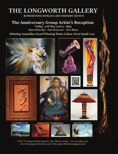 The Longworth Gallery   Representing World Class Visionary Artists