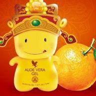 #ForeverLiving #AloeVeraGel.  Hasta el Nuevo Año Chino lo celebran con nuestras fantásticas bebidas de #aloe...