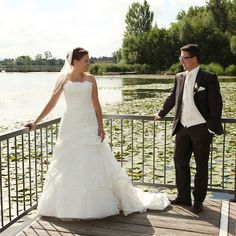 Hochzeitsfotografie Hochzeit See Braut Bräutigam Hochzeitsfeier Hochzeitsfoto Brautkleid Hochzeitsaufnahme- Fotostudio Wilder