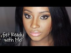 ▶ Get Ready with Me | The Golden BEAT! (Makeup) - YouTube