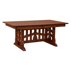 Greene & Greene Dining Table