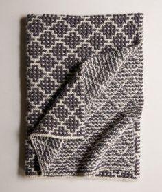Mosaic Blanket   Purl Soho