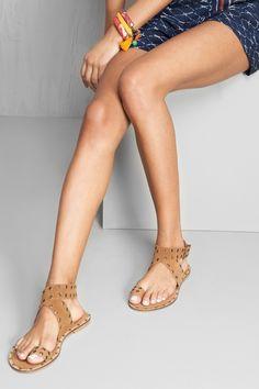 sandália rasteira índia | Dress to