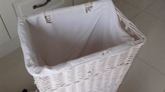 I have my laundry basket for 14 years now. I wanted a new one, but couldn't find one that I liked or they were wayyyyy too expensive. So I decided to revamp my…