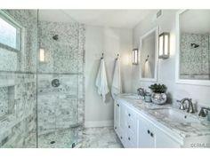 Gorgeous Grey and white Bathroom