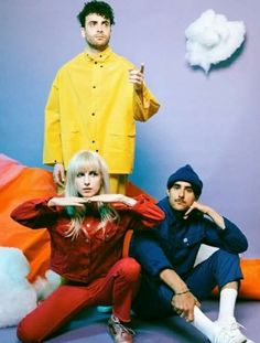 After Laughter photoshoot 2017