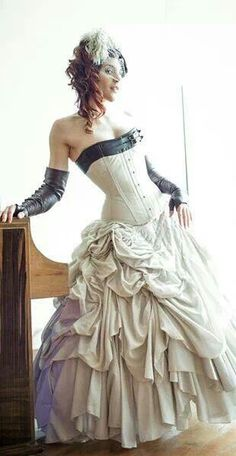Steampunk weddings. ...?