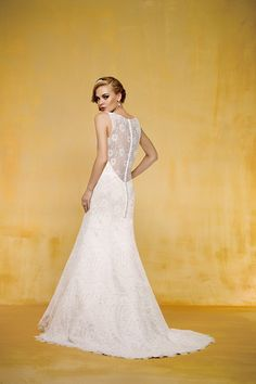 """Brides now have the option of chosing a sexier low back in either 3.5"""" or 5"""". Click below to view."""