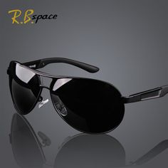 e4f11f692d533f US  15.0  R.Bspace Brand 2017 New Fashion Men s UV400 Polarized coating  Sunglasses men Driving Mirrors oculos Eyewear Sun Glasses for Man-in  Sunglasses from ...