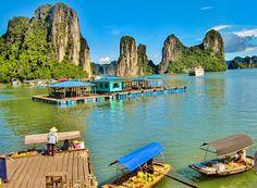 Descubrir los aromas de Vietnam en diez etapas: Arrozales eternos, mestizaje cultural... y la bahía más bella del mundo