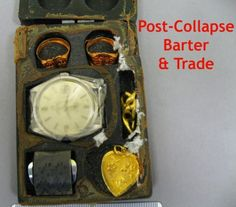 Post-Collapse Barter and Trade Emergency Preparation, Emergency Preparedness, Urban Survival, Shtf, Survival Skills, Food Storage, Homesteading, Backpacking, Cover