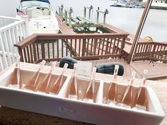 Cote des Roses rosé wine in a Revo cooler. Engagement Party Planning, Engagement Parties, Just Engaged, Roses, Wine, How To Plan, Pink, Rose