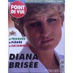 Point De Vue N° 2405 Du 06/09/1994 - Antoinette De Monaco. Diana Brisee.