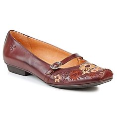 CHIPRE DYGY flats (in brown) - by Pikolinos at Spartoo, £53.20