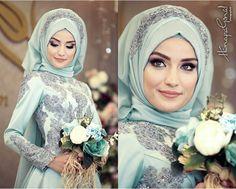 Muslim Faith, Hijab Fashion, Fashion Outfits, Bridal Hijab, Hijab Niqab, Turban, My Outfit, Marie, Engagement