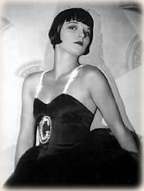 Louise Brooks - The perfect Bob Hairstyle - @~ Watsonette