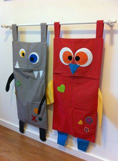 Sewing For Kids, Baby Sewing, Kids Room Accessories, Sewing Crafts, Sewing Projects, Cot Bumper, Toy Storage Bags, Felt Books, Fabric Animals