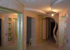 Sienų bei lubų dekoratyvinė apdaila