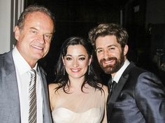 Kelsey Grammer, Laura Michelle Kelly and Matthew Morrison celebrate opening night of FINDING NEVERLAND
