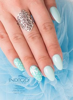 Tiffany (video) | indigo labs nails veneto