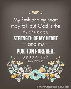 www.emilyburgerdesigns.com                                                                                              my Strength and Portion forever