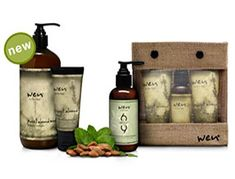 """""""WEN® is a 5-in-1 formula that takes the place of your shampoo, conditioner, deep-conditioner, detangler, and leave-in conditioner. And, the most amazing thing about it is that it cleanses without lather. Instead, when mixed with water, it creates a smooth foam for shiny, healthy-looking, manageable results. The first time you try it certainly feels strange, but the results speak for themselves."""" Cleansing Conditioner, Deep Conditioner, Wen Hair Care, Hair Kit, Hair Up Or Down, Hair Care Brands, Hair Growth Tips, Natural Hair Care, Natural Curls"""