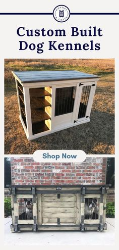 Looking for a new home for your furry friend? Shop our selection of customizable kennels, hand-crafted to fit your specific needs! Gifts For Pet Lovers, Dog Lovers, All Types Of Dogs, Dog Lover Quotes, Dog Kennels, Dog Furniture, Dog Rooms, Urban Farmhouse, Crate Training