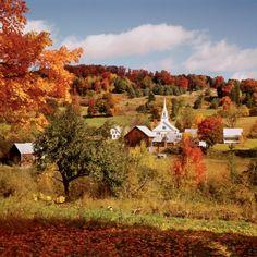 Idyllic New England | New England