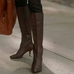 Zip-ups , pull-ons  tall boots from COACH
