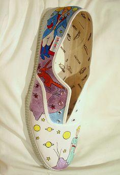 Le petit prince shoes