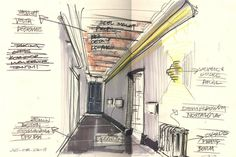 ZOOM/TPU OFFICE / Sketch