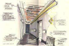 ZOOM/TPU OFFICE / Sketch