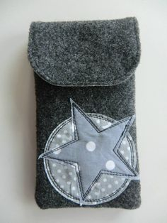 BestVorm: Smartphone- Hülle aus Wollfilz