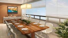 Saiba como personalizar seu terraço gourmet!