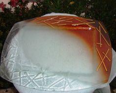 Rettangolo di caramello & chiaro vintage di JoannasScentedSoaps