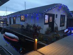 Portage Bay, Floating Homes, Lake Union, Seattle, Outdoor Decor, Home Decor, Fleetwood Homes, Interior Design, Home Interior Design
