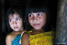 Xingu Girl | Kamila e Lilika | Flickr - Photo Sharing!